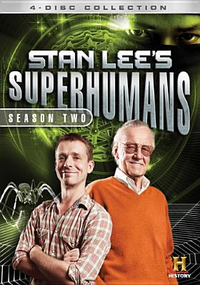 STAN LEE'S SUPERHUMANS SEASON 2 BY STAN LEE'S SUPERHUMA (DVD)